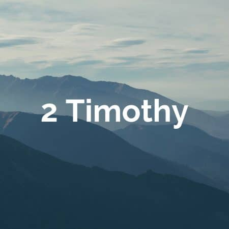 The Answer for the Ordinary Life (2 Timothy 4:6-8)