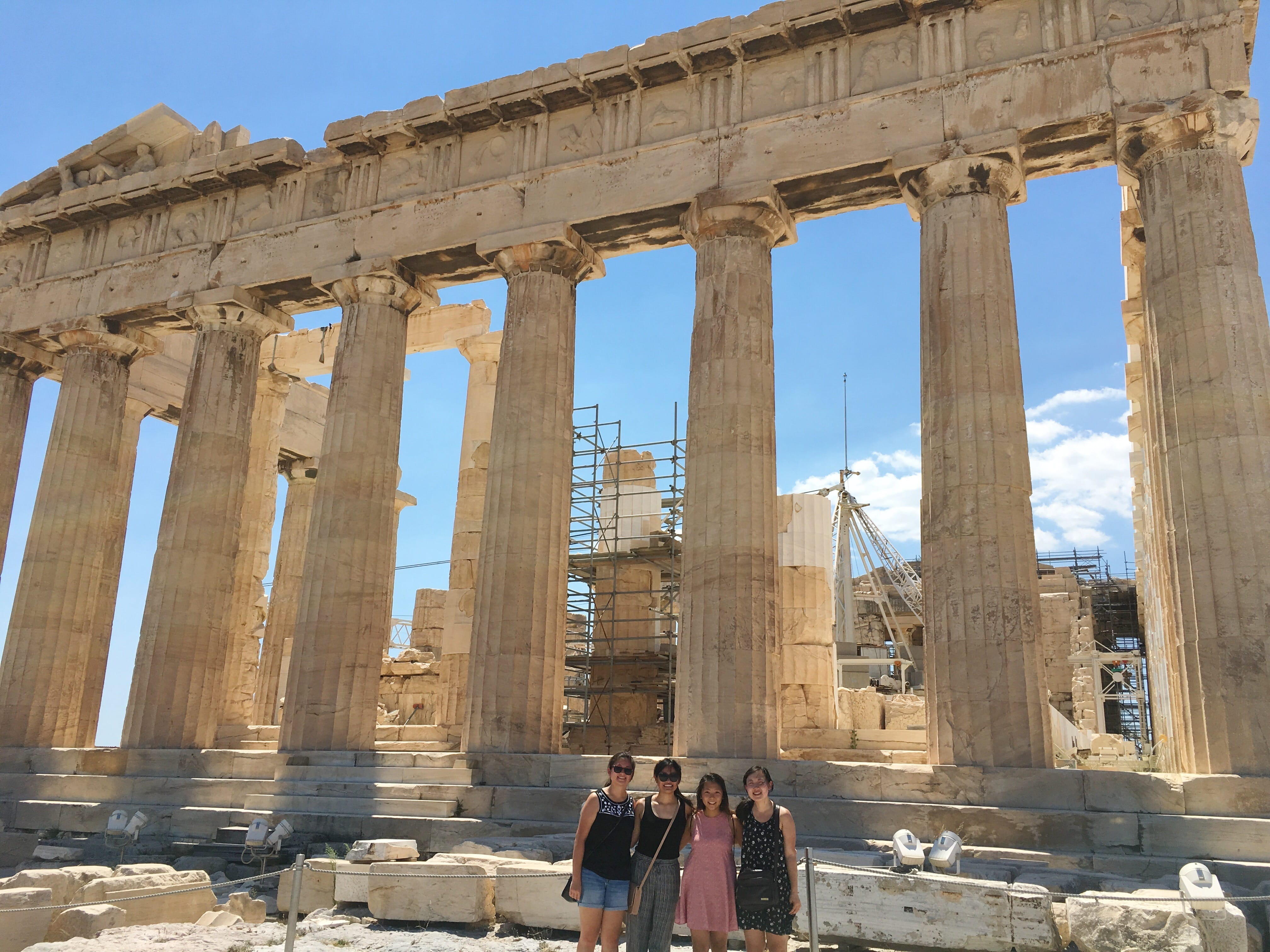 2017 Greece Missions: Unity and Diversity