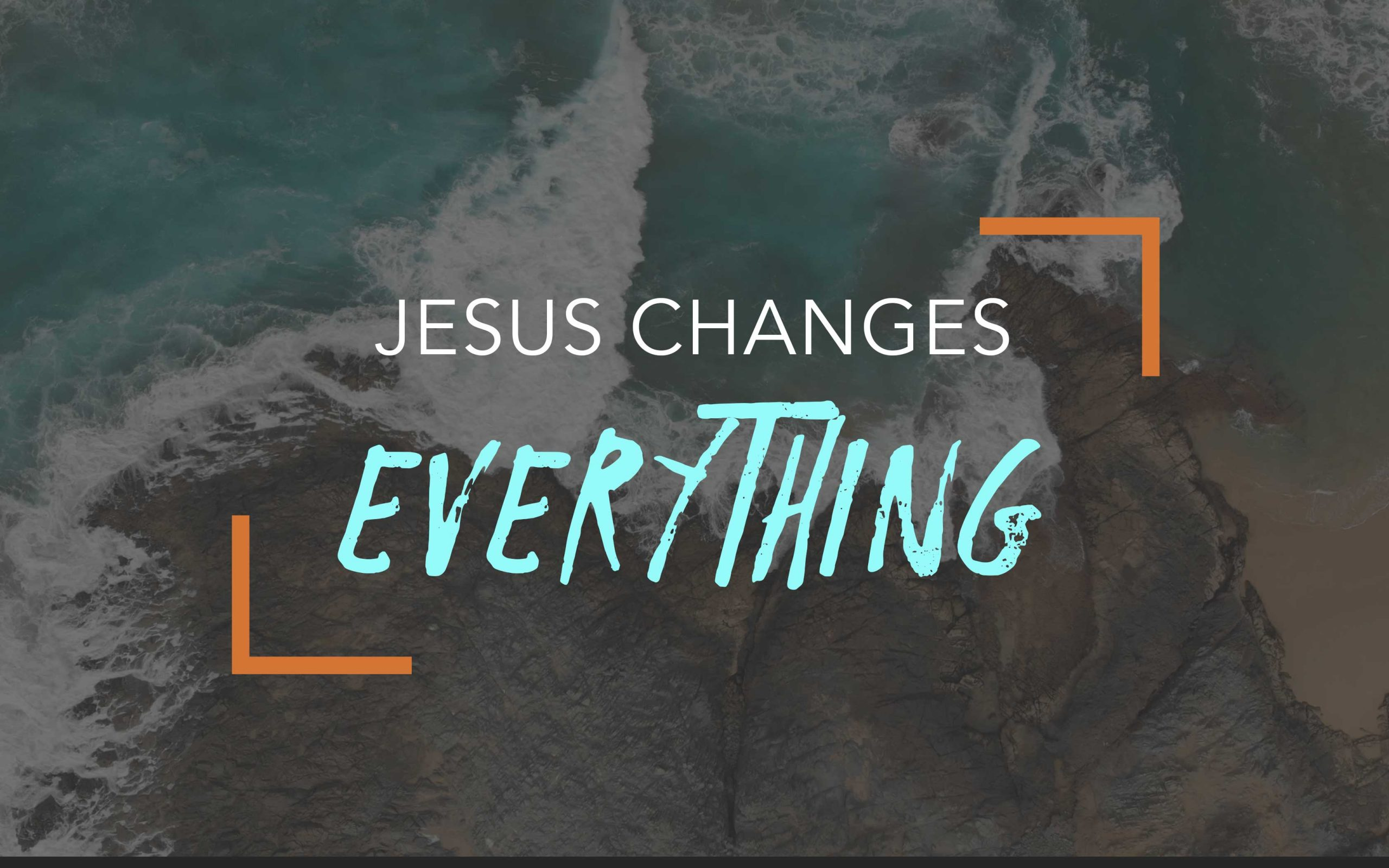 Jesus Changes the New Normal (1 Peter 1:13-21)