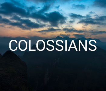 The Heart of Reconciliation (Colossians 1:18-23)