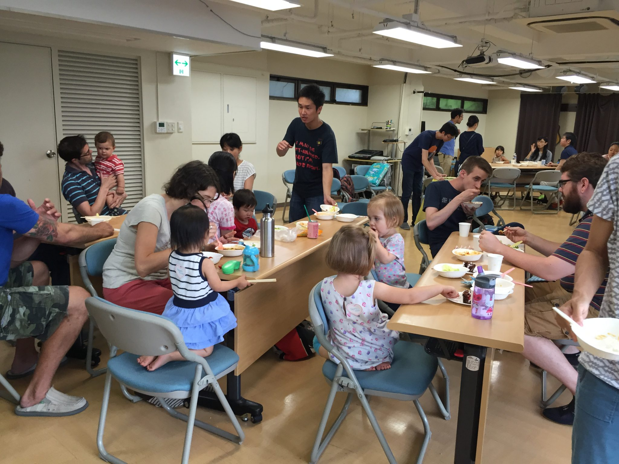 Updates from the Japan Team - Day 5 (with pictures!)