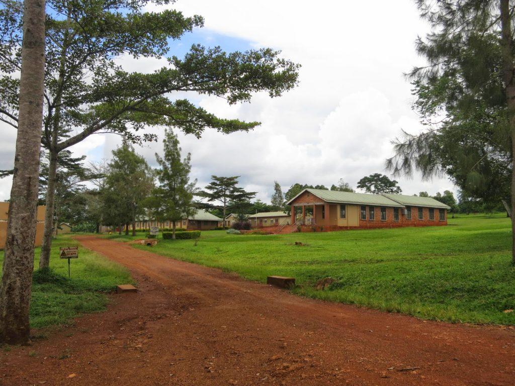 Visiting GSF in Uganda!