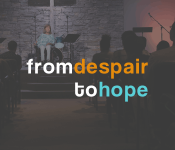 Bernadette Todd's Testimony: From Despair to Hope