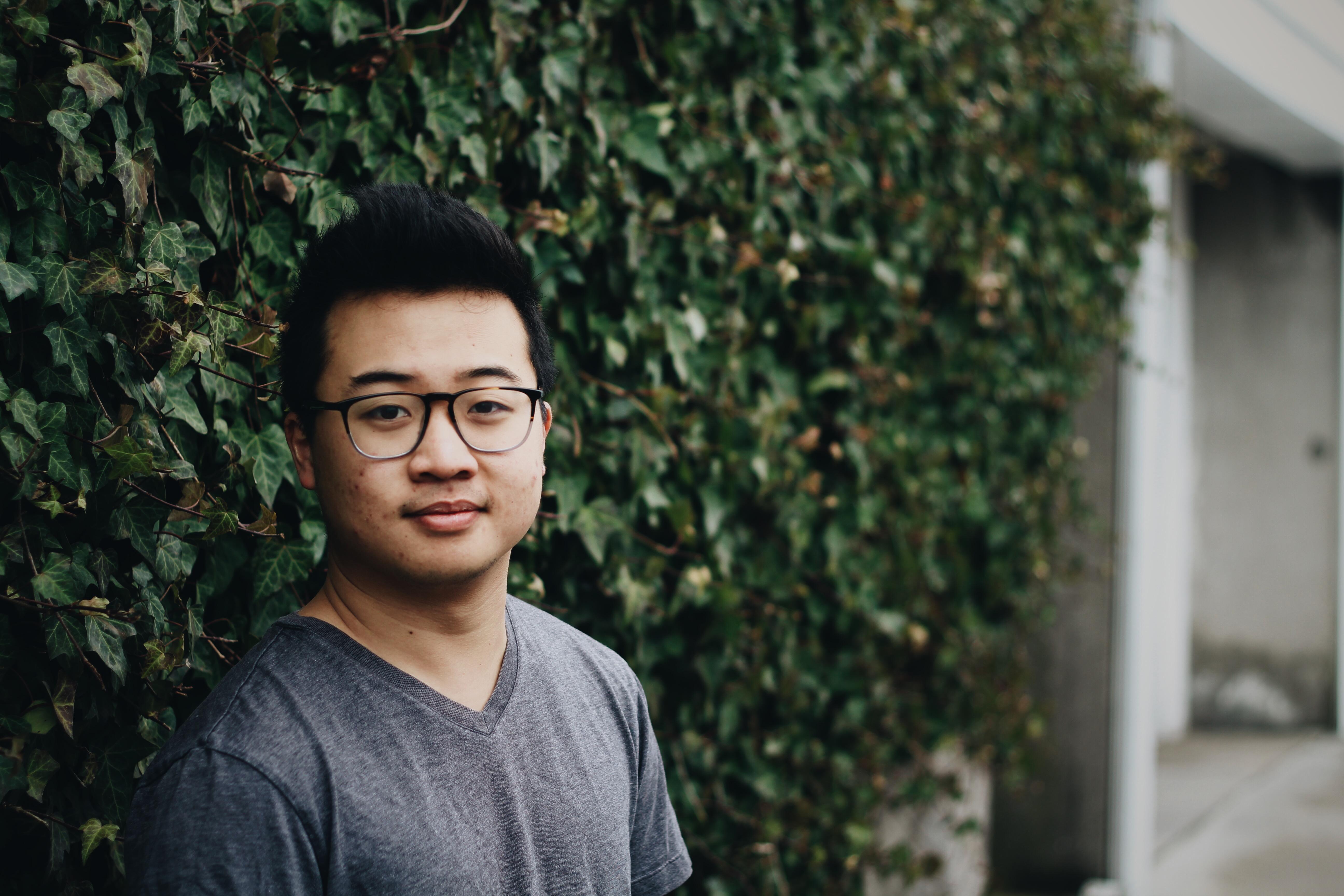 Meet Our Summer Interns: Calvin Hu