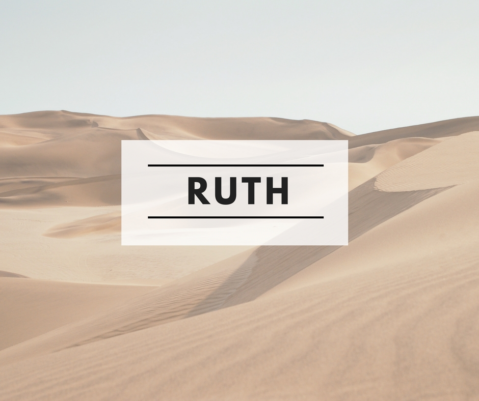 Being God's Steadfast Love (Ruth 1:6-18)
