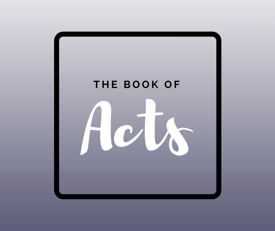 Session 9 - The Book of Acts