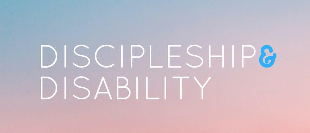 The Local Church and Disability