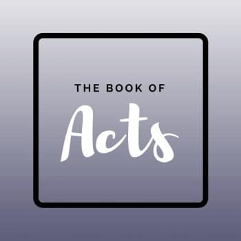 The Book of Acts - Session 20
