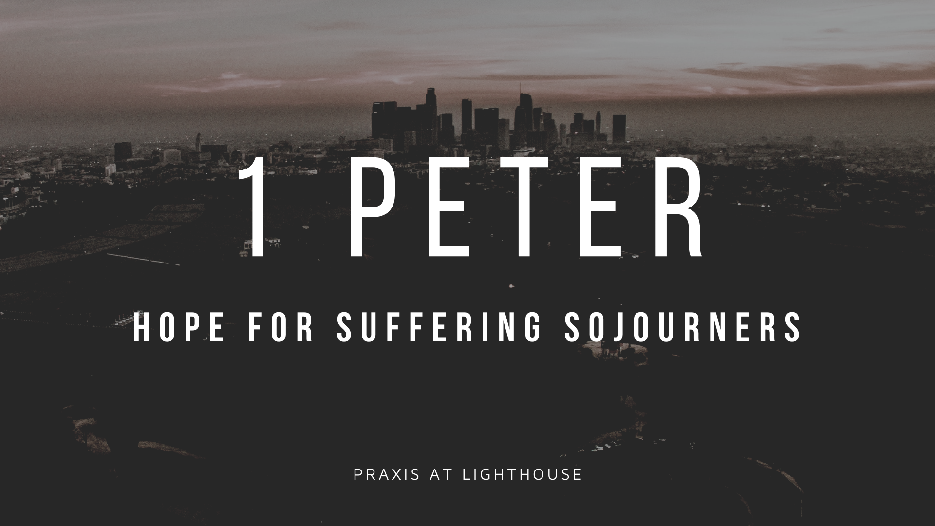 Standing Firm as Suffering Sojourners (1 Peter 5:12–14)