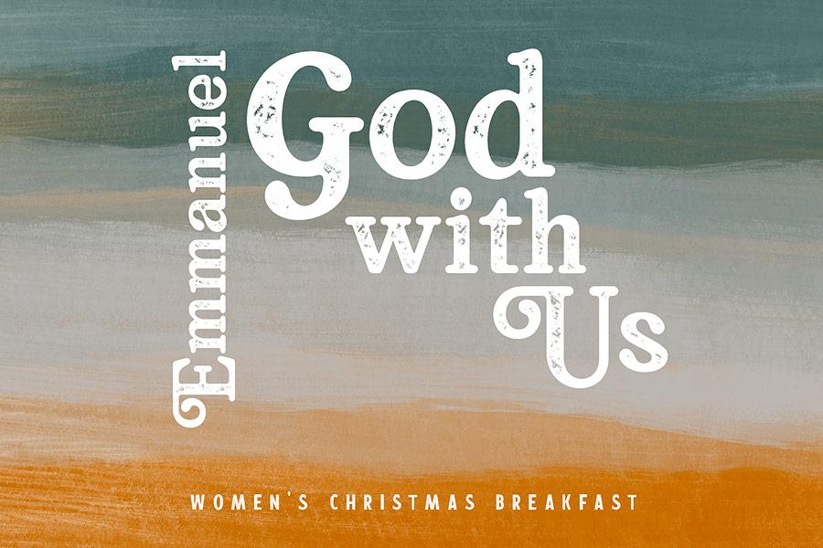 Women's Christmas Breakfast