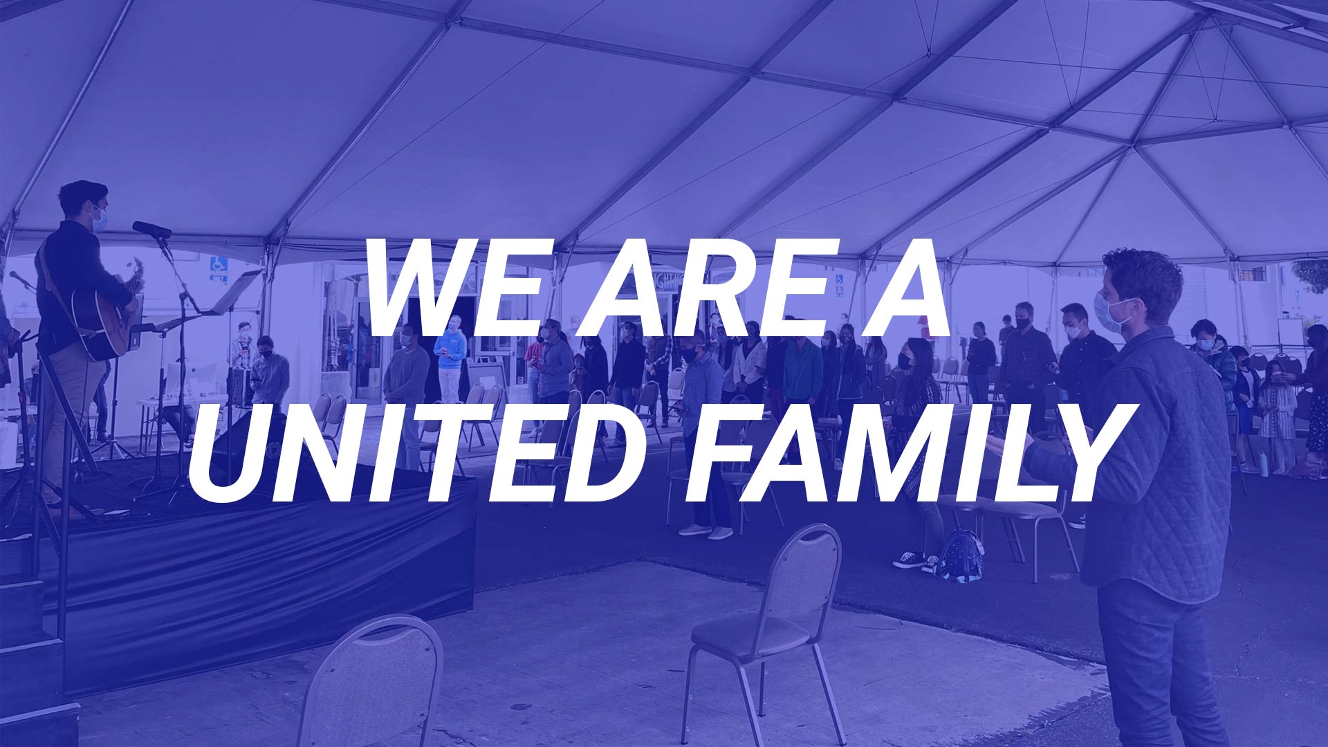 We Are a United Family (Ephesians 2:11-22; 4:1-6)